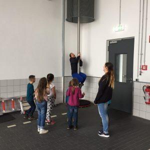 1. Kindergruppe in Mannheim gestartet!
