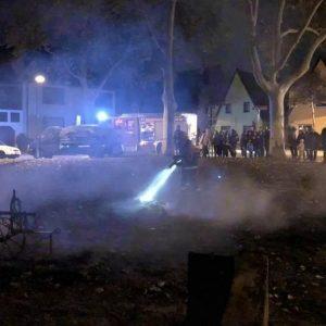 Jugendfeuerwehr unterstützt bei Seckenheimer Kerwe und Stankt-Martins-Umzügen